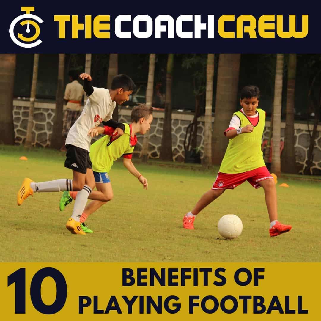 Les avantages du football
