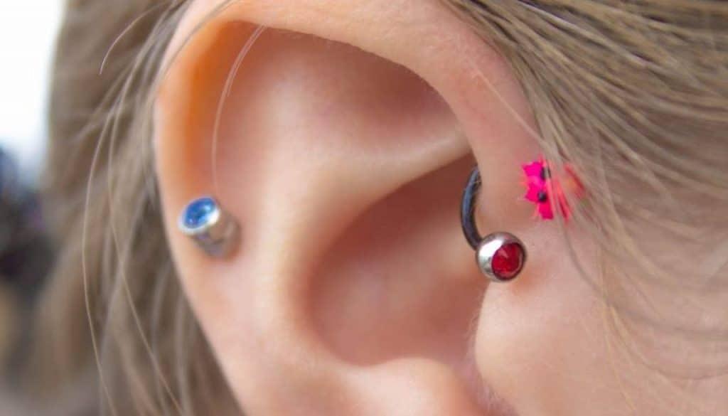 percer oreille